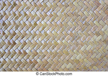 The textures of basketry