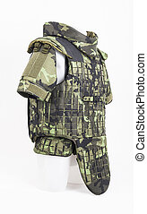Bulletproof vest, body armor covers, Camouflage