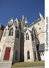 Church of our Lady Guelph Ontario gothic