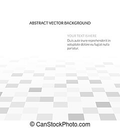 Abstract vector white background with empty space...