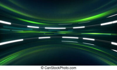 sci-fi green background loop - sci-fi green background...