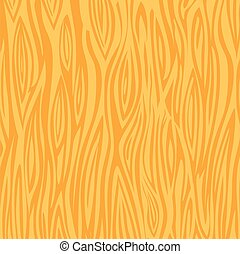 Wood texture background - light yellow Vector stock