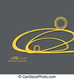 Abstract background vector - Abstract background with...
