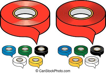 adhesive tape collection