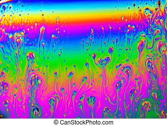 Colorful abstract texture vibrant color background -...