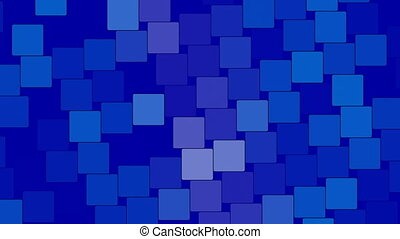 blue abstract background, loop - blue abstract background,...