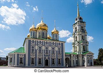 Kremlin, en, Tula,