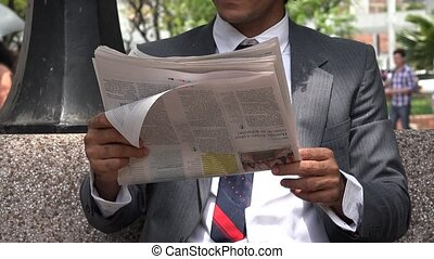 Newspaper, Reading, Periodicals