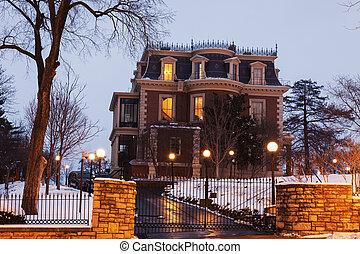 Missouri Governoracute;s Mansion - Missouri Governor´s...