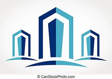 Real Estate & Construction Logo