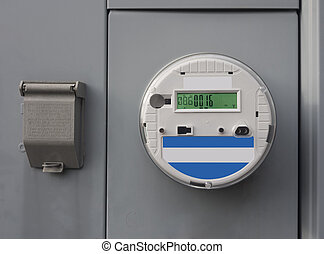 Smart electricity meter - SmartMeters on residential and...