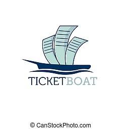 ticket boat