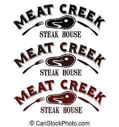 meat creek steak house