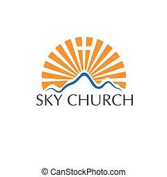 sky church concept