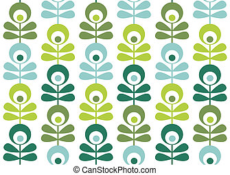 seamless retro pattern illustration