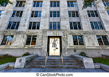 State Office Building - Montpelier, Vermont - State office...