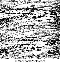 background drawing with black penci