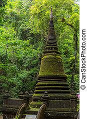 Alongkorn Chedi Chanthaburi - Pagoda Alongkorn Chedi in...