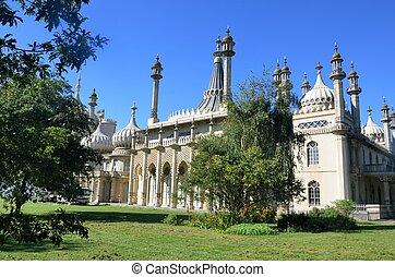 Brighton Pavilion Sussex UK
