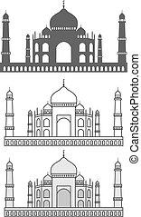 Taj Mahal.eps - Taj Mahal