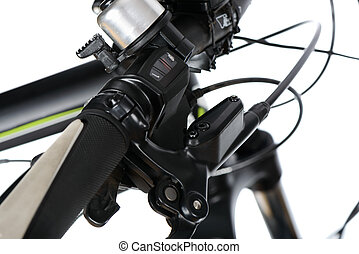 gear shift and hydraulic brake group - one-touch gear shift...