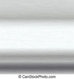 brushed silver surface - background or texture of brushed...