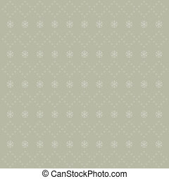 Light silver abstract Christmas background with white stars...