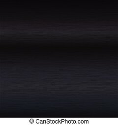 brushed carbon surface - background or texture of brushed...