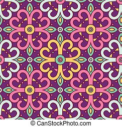 pattern.eps - vector seamless tile indian pattern