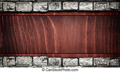 piedra, madera, tabla, Plano de fondo