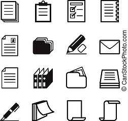 Paper & Stationery icon