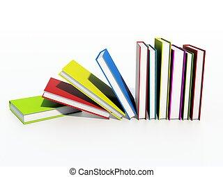 Bücherreihe clipart  Buecher Illustrationen und Clip-Art. 421.379 Buecher Lizenzfreie ...