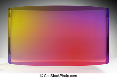 futuristic liquid crystal display color - The futuristic...