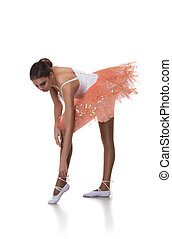 trained ballerina
