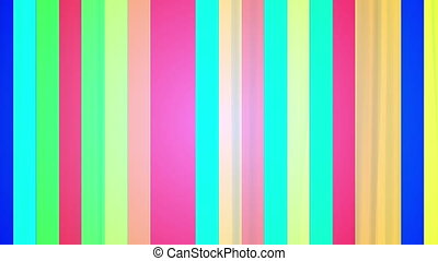 Broadcast Twinkling Hi-Tech Bars, Multi Color, Abstract, HD...