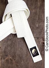 White belt karate