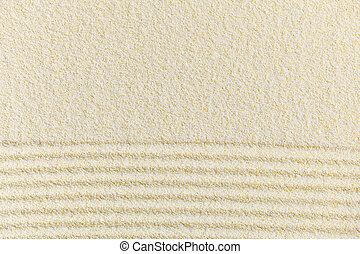 Sandy yellow decorative background with lines