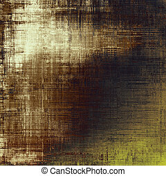 Highly detailed grunge texture or background With different...