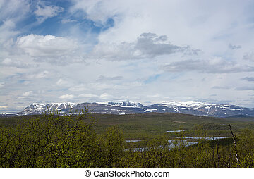 Wide Land in Norway - Landscape in Norway, photo taken in...