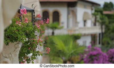 Hotel Ville Montefiori in the old part of town - Hotel in...