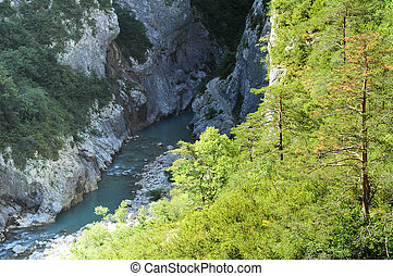Gorges du Verdon (France)