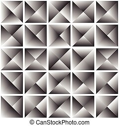 Abstract studded background repeatable pattern vector