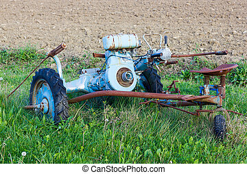 Outils agricoles