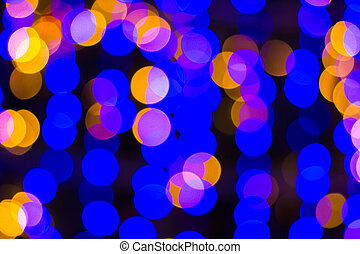 bokeh, abstract, background, neon, focus, wallpaper,...