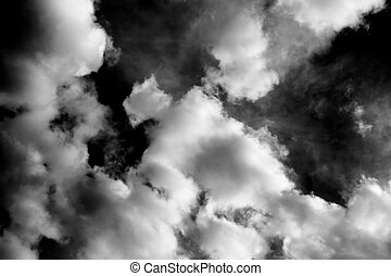 Dramatic Sky - A dramatic Sky background