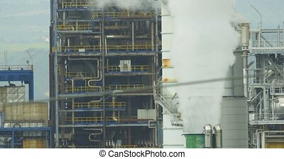 4k, Polluting factory anywhere in Sicily