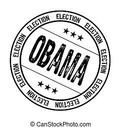 presidential election - Obama