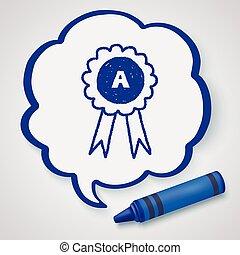award doodle