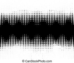 brain wave on a solid white background