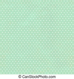 Seamless background with paper texture and dots pattern -...